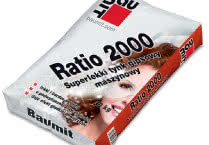 BAUMIT RATIO 2000 - superlekki tynk gipsowy
